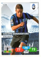 FIGURINA TRADING CARD PANINI ADRENALYN XL 2013-2014 - ATALANTA - GIACOMO BONAVENTURA - Panini