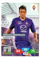 FIGURINA TRADING CARD PANINI ADRENALYN XL 2013-2014 - FIORENTINA - GONZALO RODRIGUEZ - Panini