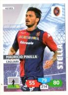 FIGURINA TRADING CARD PANINI ADRENALYN XL 2013-2014 - CAGLIARI - MAURICIO PINILLA - Panini