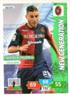 FIGURINA TRADING CARD PANINI ADRENALYN XL 2013-2014 - CAGLIARI - NICOLA MURRU - Panini