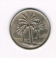 ° IRAK  50  FILS  1975 - Iraq