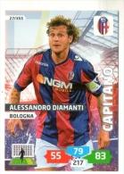 FIGURINA TRADING CARD PANINI ADRENALYN XL 2013-2014 - BOLOGNA - ALESSANDRO DIAMANTI - Edizione Italiana
