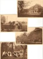 Lint / Linth : Klooster Der Dominicanessen Van Bethanië ---- 4 Kaarten - Lint