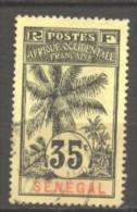 Sénégal   N° 39   Oblitéré  Cote Y&T  3,20  €uro  Au Quart De Cote - Ongebruikt