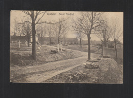 Carte Postale Vouziers Cimetiere Neuf 1916 - Champagne-Ardenne