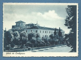 SALUTI DA CORDIGNANO - TREVISO - CARTOLINA VIAGGIATA 1949 - Treviso
