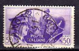 Italie Y&t N°435 Oblitéré - Usati