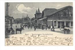 9653 -  Basel Provisorischer Centralbahnhof - BS Bâle-Ville
