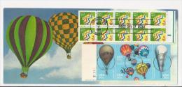 Lettre Des USA De 1991 - FDC - Montgolfière - Ballon  - Balloon -  EUAN - Enveloppe - Airships