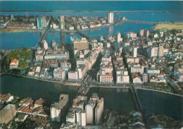 Vista Aerea, Recife PE, Brazil Brasil Postcard - Recife