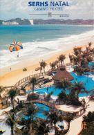 Serhs Natal Grand Hotel, Natal RN, Brazil Brasil Postcard - Natal