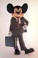 Dr Mickey Mouse, Disneyworld, Orlando, Florida, USA Postcard - Disneyworld