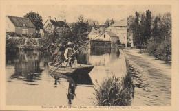 36  Environs De  SAINT-GAULTIER  Moulin à Eau De Connives , Sur La Creuse - France