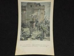 """Histoire . """" Jeanne D ´ Arc """". Peintures Murales Du Panthèon. - Histoire"""