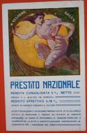 Cartolina Viaggiata 1919 - Prestito Nazionale/Rendita Consoldata 5% - A Vulnere Salus - Guerra 1914-18