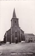 Sombreffe 9: L'Eglise Et Maison Communale - Sombreffe