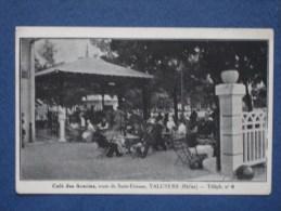 CPA-69-TALUYERS-Café Des Acacias-Route De Saint Etienne-Animée- (Port Gratuit) - Autres Communes