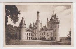 87 - Env. De BELLAC - Château De Bagnac - Bellac