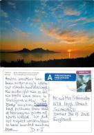 Landegode Bodo Midnight Sun, Norway Postcard Posted 2005 Stamp - Norvège