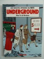 Blitz, Tome 2 Underground  En EO 1996, Comme Neuf - Ohne Zuordnung