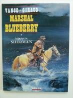 Blueberry, Marshal Blueberry T2 En  EO 1993  En TTBE - Blueberry