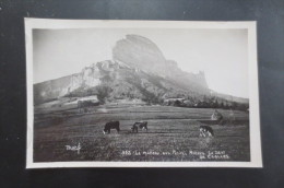 Plateau Des Petites Roches  La Dent De Crolles - Grenoble