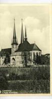 LUXEMBOURG-VILLE  - GRAND DUCHE DU LUXEMBOURG - PEU COURANTE CPA SIGNEE DE NELS. - Luxembourg - Ville