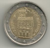 2013 San Marino 2 Euro - San Marino