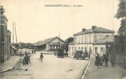 LIANCOURT LA GARE - Liancourt