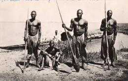 Afrique : Tchad : P�cheurs