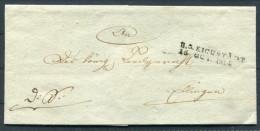 1844 Eichstätt Eichstädt Aichstädt Bayern Nach Ellingen - Germany