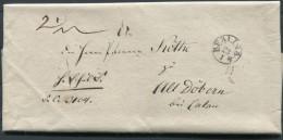 1830 Schul-Collegium Der Provinz Brandenburg Berlin An Pfarrer Zu Altdoben - Germany