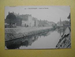 DUNKERQUE. Le Canal De Furnes. - Dunkerque
