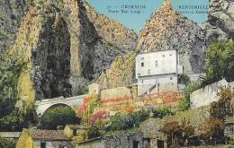 Grimaldi - Ponte San Luigi - Ventimiglia - Frontiera Italiana - Carte Non Circulée - Imperia