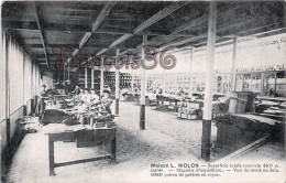 (33) Le Havre Graville - Maison L. Molon - Magasin D'expédition De Paires De Guêtres - Bon état - Graville