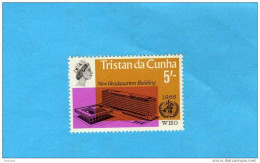 Tristan Da Cunha-n°100timbre Neuf ***sans Charnière Impeccable--cote De 1998==4,5 Eu - Tristan Da Cunha