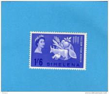 Sainte Hélène--n°159  FREEDOM FROM HUNGER Timbre Neuf ***sans Charnière Impeccable--cote De 1998==6,2 Eu - Sainte-Hélène