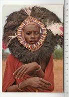 Masai Moran Dancer - Kenya