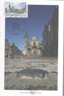 33  BAZAS  La Cathedrale Saint Jean Baptiste Sur Les Chemins De Saint Jacques De Compostelle  14/03/14 - Iglesias Y Catedrales