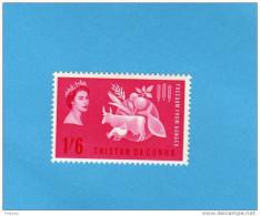 Tristan Da Cunha-n°  68 Freedom From Hunger- Timbre Neuf ***sans Charnière Impeccable--cote De 1998==4 Eu - Tristan Da Cunha