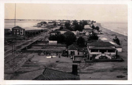 ANGOLA 1935? - LOBITO, Uma Parte Da Restinga, Onde Vao Crescendo Novas Construcoes, Orig.Fotokarte - Angola