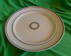Sweden VDN CONSUL Vintage GUSTAVSBERG Plate Dish STIG Lindberg Dishwasher Oven Table - Gustavsberg (SWE)