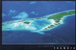 - Archipel Des TUAMOTU. - Le Lagon Bleu à RANGIROA - - Polynésie Française