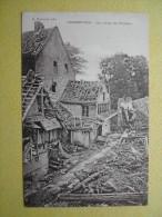 HAZEBROUCK. Les Ruines De La Guerre 1914-1918. L'Orphéon. - Hazebrouck
