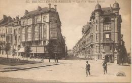 BRUXELLES - SCHAERBEEK  La Rue Henri Bergé - Schaerbeek - Schaarbeek