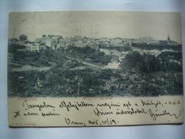 Alte AK  TANGIER / Tanger / Marokko - Road To Mashan - 1905 - Tanger