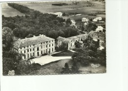 Bram Chateau De Lordat Vue Aerienne - Bram