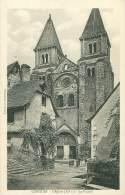12 - CONQUES - L'Eglise (XIe S.) - La Façade - France