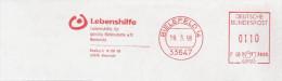 EMA ALLEMAGNE DEUTSCHLAND BUND GERMANY HILFE AIDE LEBENSHILFE GEISTIG BEHINDERTE HANDICAPE MENTAL BIELFELD 33647 - Handicaps