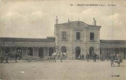 BOURG EN BRESSE LA GARE - Bourg-en-Bresse